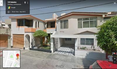 Alquiler Casa Cerca A Las Musas- Chiclayo