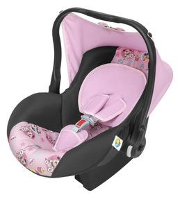 Bebê Conforto Cadeirinha Carro Supreme Rosa - Tutti Baby