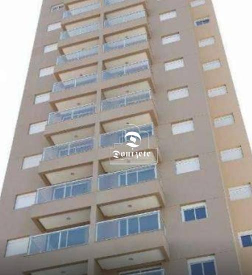 Apartamento Com 2 Dormitórios À Venda, 52 M² Por R$ 316.940,00 - Santa Maria - Santo André/sp - Ap10590
