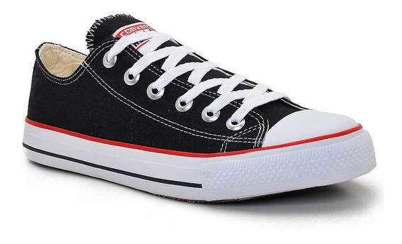 Tenis Casual All Star Ct As Core Ox Preto