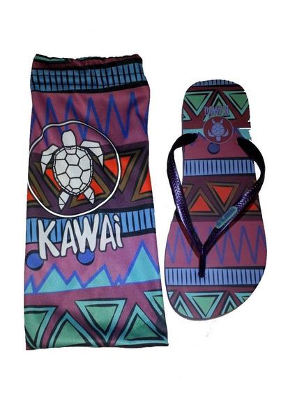 Ojotas Kawai Temporada 2020 Estampadas Colores Talles Caucho