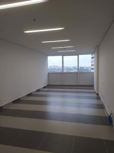 Imagem 1 de 9 de Sala Em Gleba Palhano, Londrina/pr De 40m² Para Locação R$ 2.050,00/mes - Sa1238825