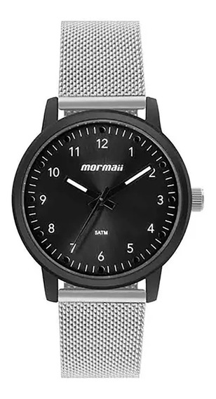 Relógio Mormaii Feminino Maui Mo2035jc/4p Ponta De Estoque