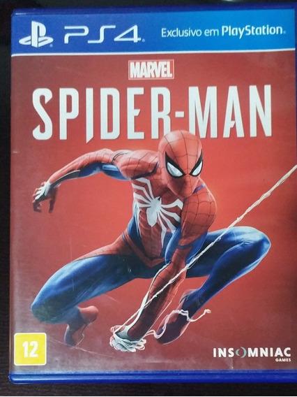 Spider- Man Ps4