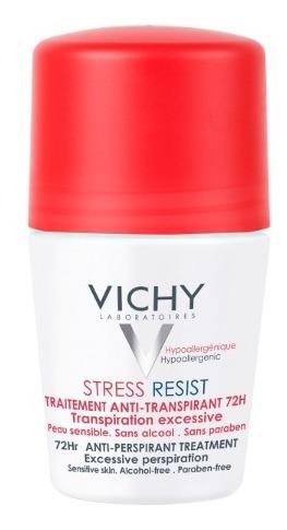 Desodorante Vichy Roll On Stress Ressist 30 Ml.