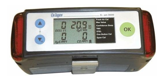 Detector De Gas Drager X-am 3000