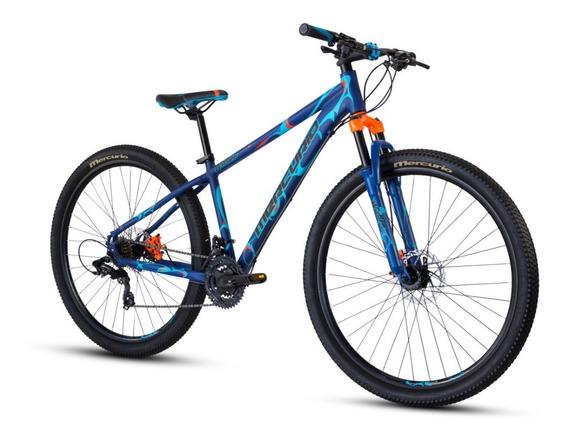 Bicicleta Mercurio Whistler Rodada 29 Aluminio 24 Vel