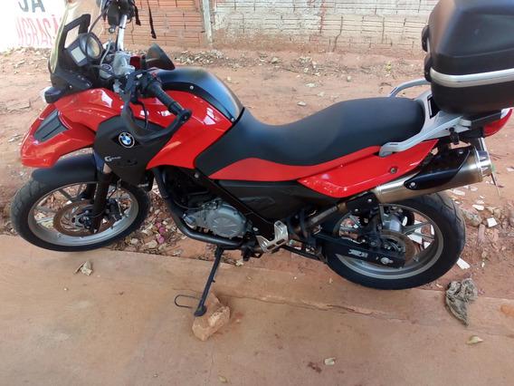 Moto Filé, Bx Km, Muito Nova Vendo Ou Até Troco Carro 1/2