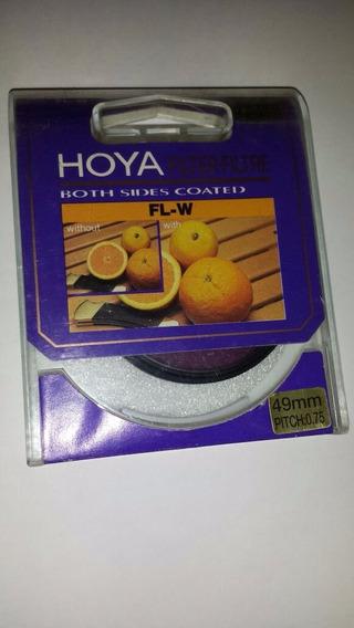 Filtro Hoya Fl-w 49 Mm