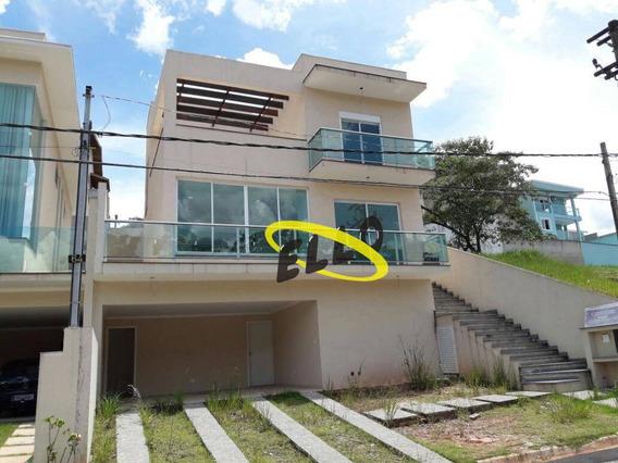 Casa Residencial À Venda, Parque Rizzo Ii, Cotia. - Ca3661