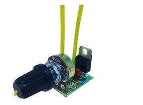 Controlador Eletrônico Dimer Dimmer 1000w Db01 Pto