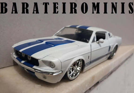 1:24 Shelby Gt-500 Kr - Jada Bigtime Muscle Barateirominis