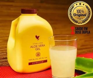Suco De Aloe Vera Gel - Babosa Natural - Forever Living W