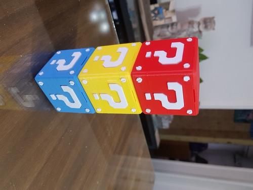 Imagen 1 de 1 de Cubo 3ds 12 Juegos