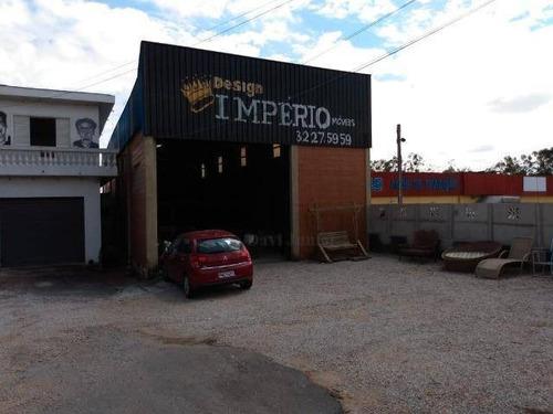 Imagem 1 de 4 de Barracão Para Alugar, 300 M² Por R$ 4.500,00/mês - Além Ponte - Sorocaba/sp - Ba0010