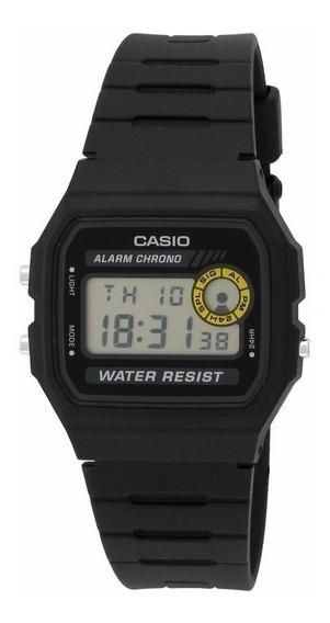 Relogio Casio F-94wa-8dg Vintage Retro Alarme Cronômetro F94