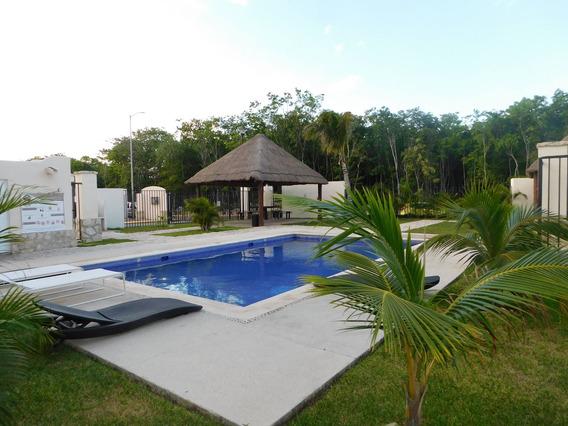 Departamento En Venta Inmediata, Playa Del Carmen