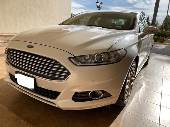 Ford Fusion Titanium Plus 2014