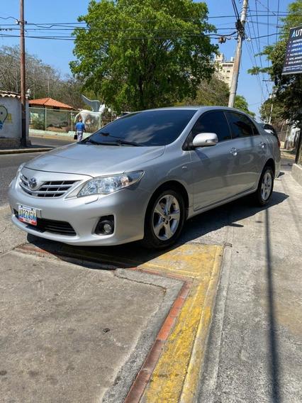 Toyota Corolla Gli Automatico 2012