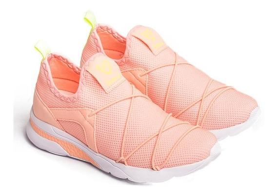 Tenis Esportivo Tweenie #urban Fresh Orange - 515013