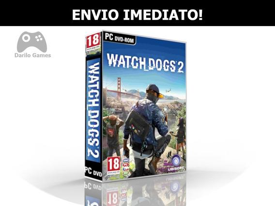 Watch Dogs 2 - Original/online | Envio Imediato!!