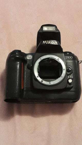 Corpo De Nikon D100