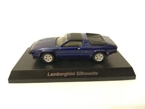 Lamborghini Silhouette Kyosho 1/64 Loose Leia A Descrição!