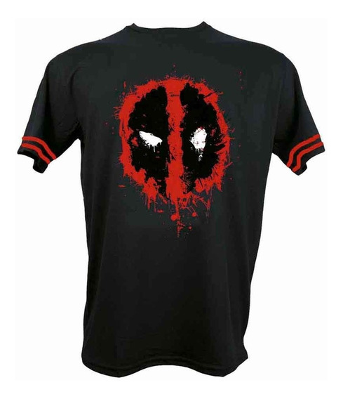 Remera, Marvel, Deadpool Logo Accoriginals