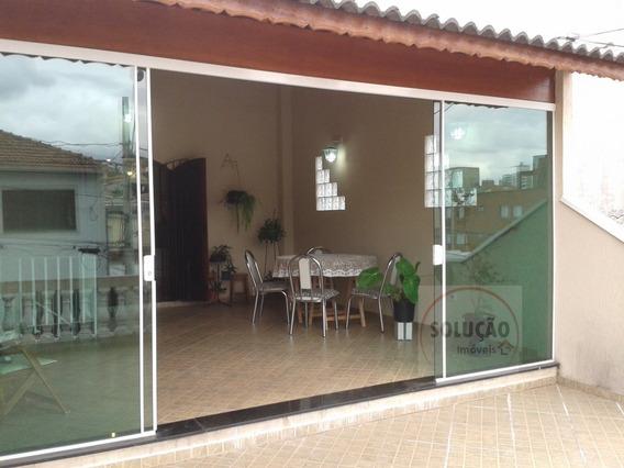Sobrado A Venda No Bairro Cerâmica Em São Caetano Do Sul - - 551-1