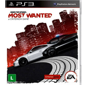 Ps3 Need For Speed Most Wanted Promocao Psn Digital