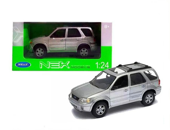 Auto A Escala Ford Escape Limited 2005 Welly 1/24