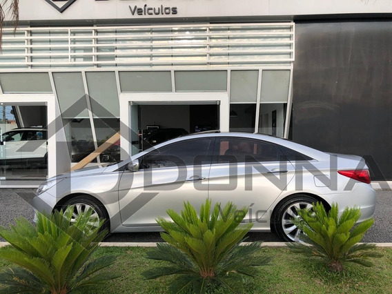Hyundai Sonata - 2011 / 2012 2.4 Mpfi I4 16v 182cv Gasolina