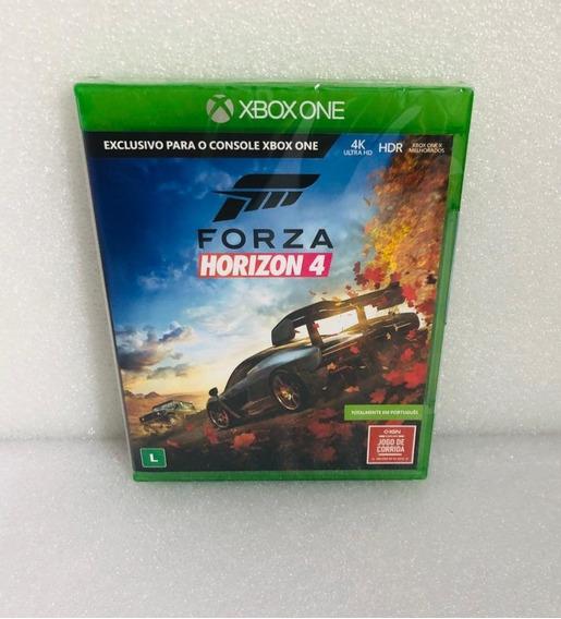 Jogo Forza Horizon 4 Xbox One Midia Fisica Promoção