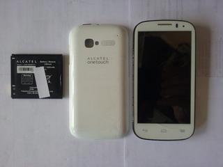 Celular Alcatel Pop C5 (5037e Dtv Dual) Com Defeito - 10981
