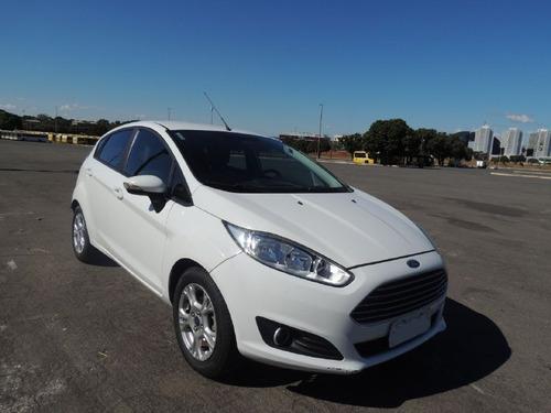 Ford New Fiesta 1.6 Automático 2015/15