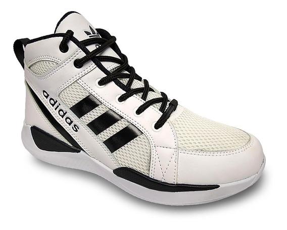 Zapato Deportivo Adiddass Jordan Caballero Dama Botas Gomas