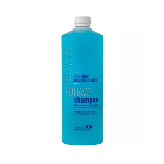 Shampoo Acondicionador Cabellos Danados X1000 Equave Revlon