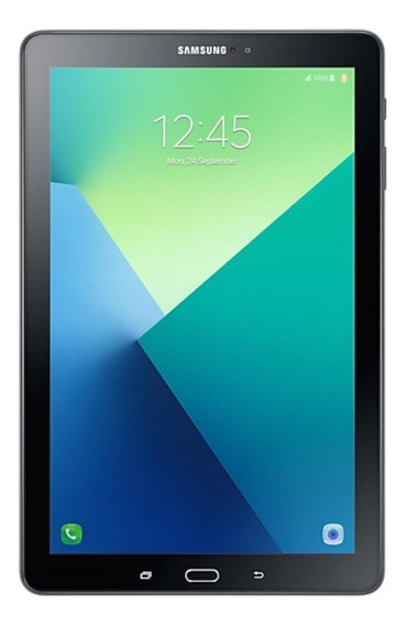 "Tablet Samsung Galaxy Tab A 2016 SM-P585 10.1"" 16GB black com memória RAM 3GB"