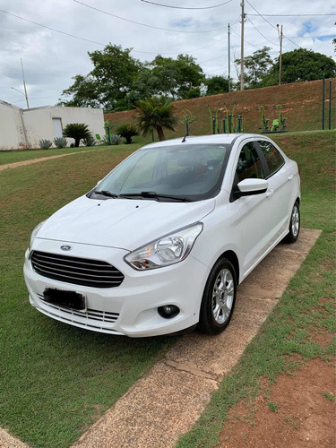 Ford Ka 2016 1.5 Sel Flex 4p