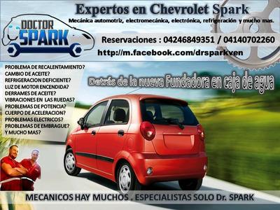 Especialista En Chevrolet Spark