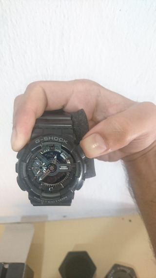Relógio Cassio G-shock Ga-110-1bdr