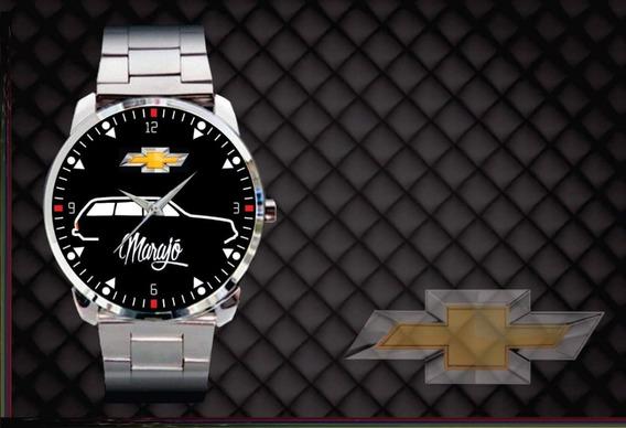 Relógio De Pulso Personalizado Carro Marajo - Cod.gmrp109