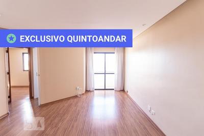 Apartamento No 10º Andar Mobiliado Com 2 Dormitórios E 2 Garagens - Id: 892933413 - 233413