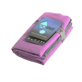 Toalla Microfibra Entrenamiento 80x130 Lila-1512