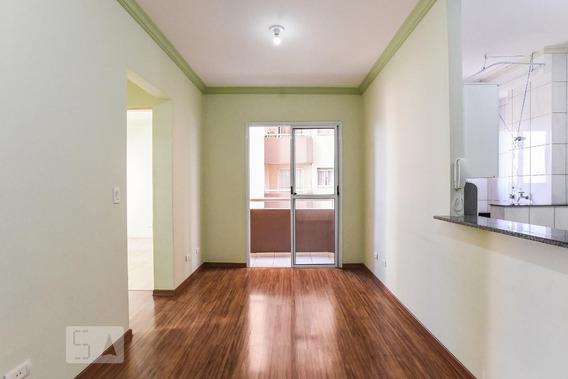Apartamento No 2º Andar Com 2 Dormitórios E 1 Garagem - Id: 892956670 - 256670