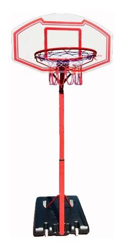 Aro Basket De Pie O Pared Metal Basquet Premium Ramos Mejia