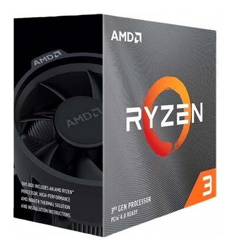 Amd Ryzen 3 3200g Yd3200c5fhbox De 4 Núcleos E 3.6ghz