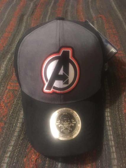 7da368ea086b Avengers Gorra - Accesorios de Moda Gris oscuro en Mercado Libre México