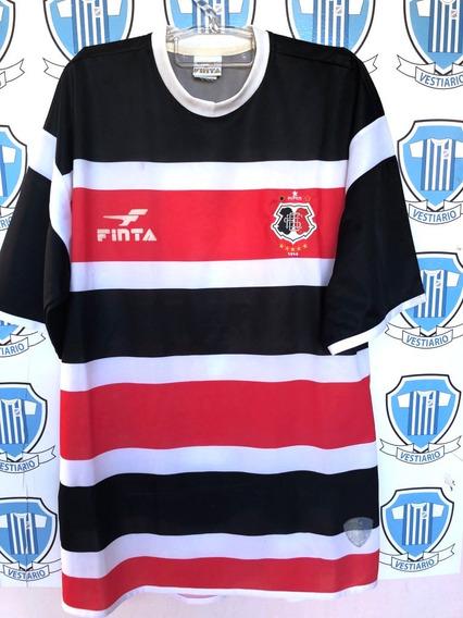 Santa Cruz Usada Em Jogo, 2002, Nº 7, Finta, Gg Original