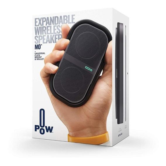 Speaker Pow Mo Expandable Bluetooth + Universal Mount